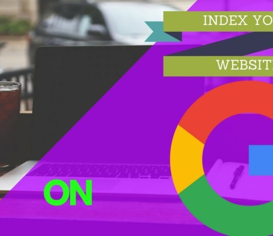 How to index your page on Google